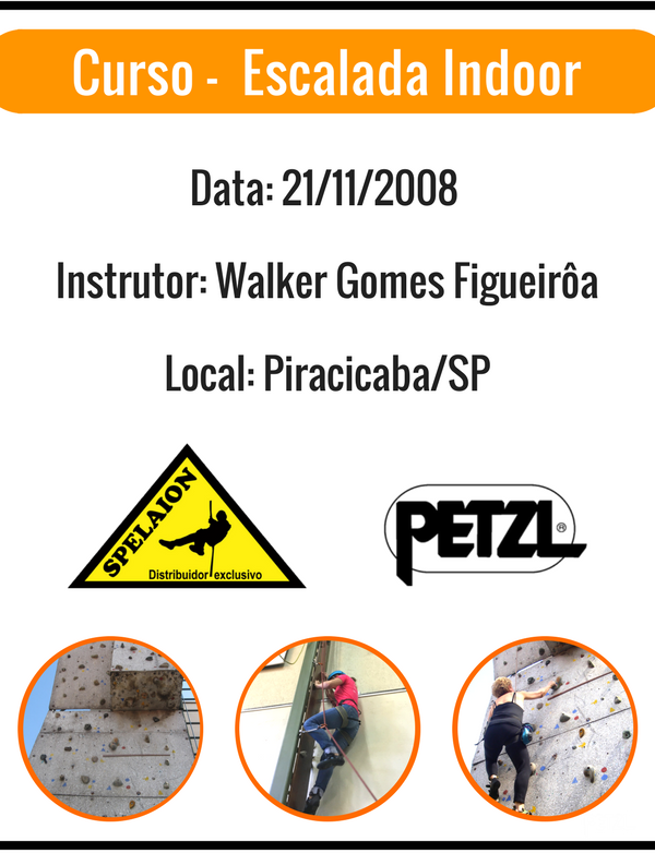 Curso de Escalada Indoor
