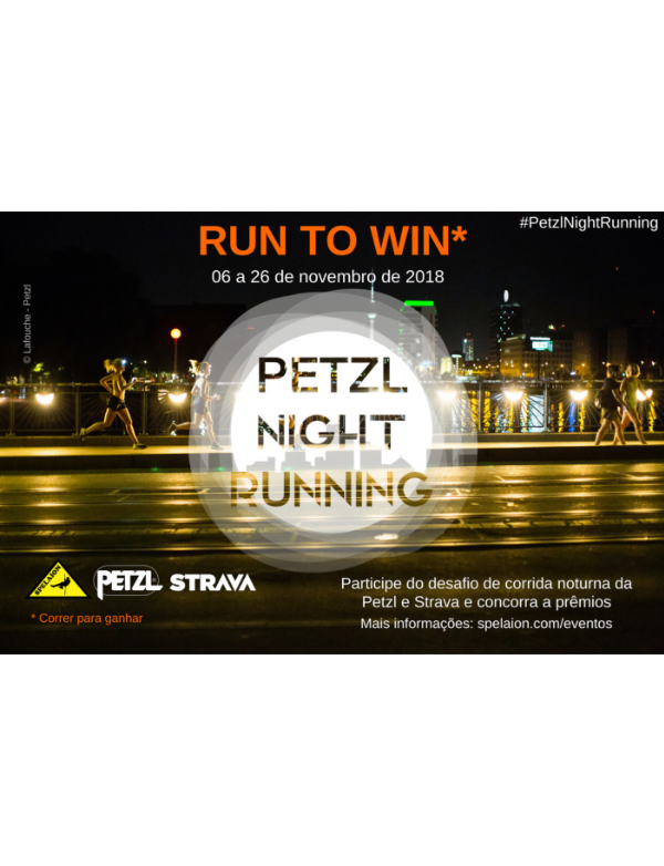 Petzl Night Running